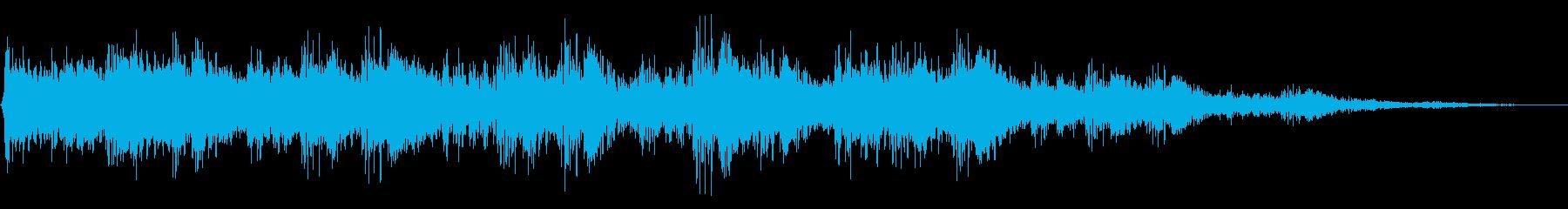 【宇宙・SF】シネマティックドローンの再生済みの波形