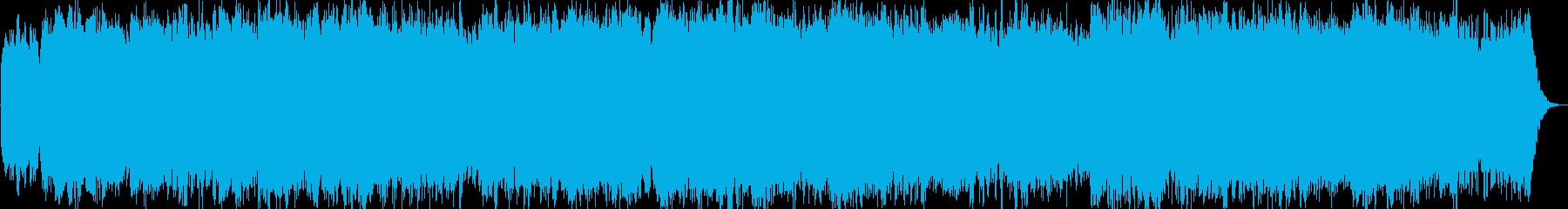 Fitz Royの再生済みの波形