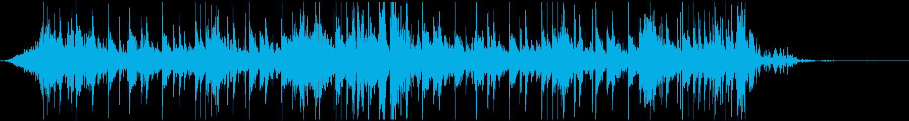 ブレイクビーツ 実験的な アクティ...の再生済みの波形