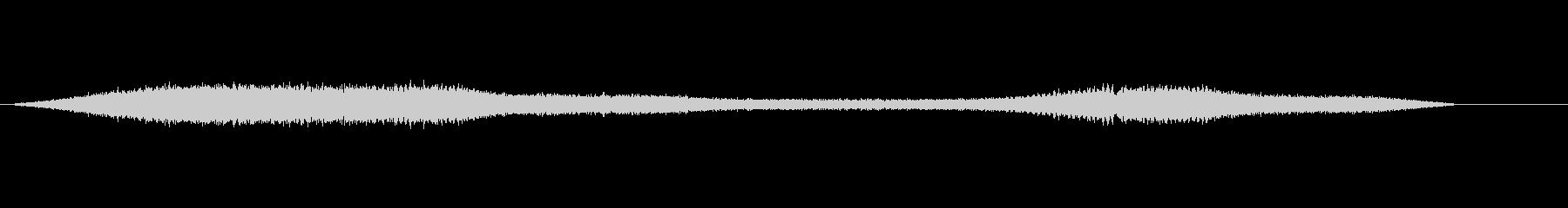 クリケット_シガラの未再生の波形