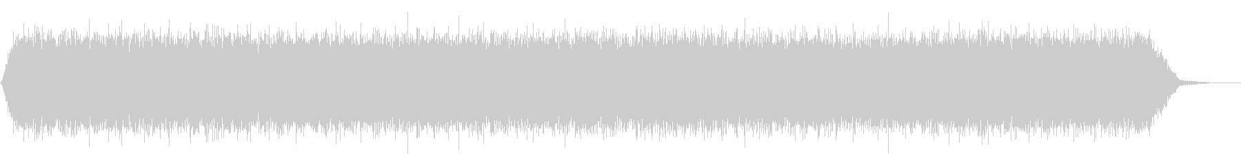 【アンビエント】ドローン_37 実験音の未再生の波形