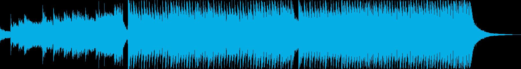 イージーリスニング 感情的 ポジテ...の再生済みの波形