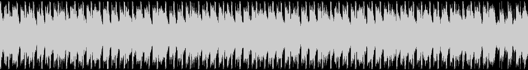 サマーポップ(ループ-30秒)の未再生の波形