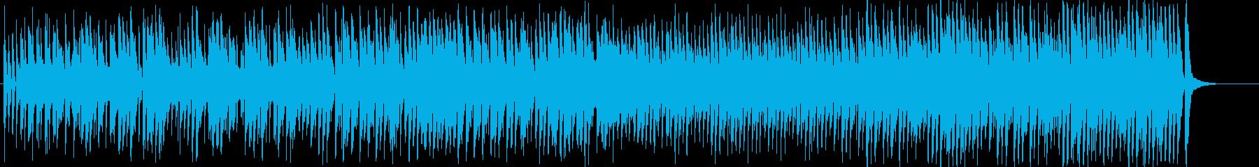 クリスマス 木琴 ハープ Chri...の再生済みの波形