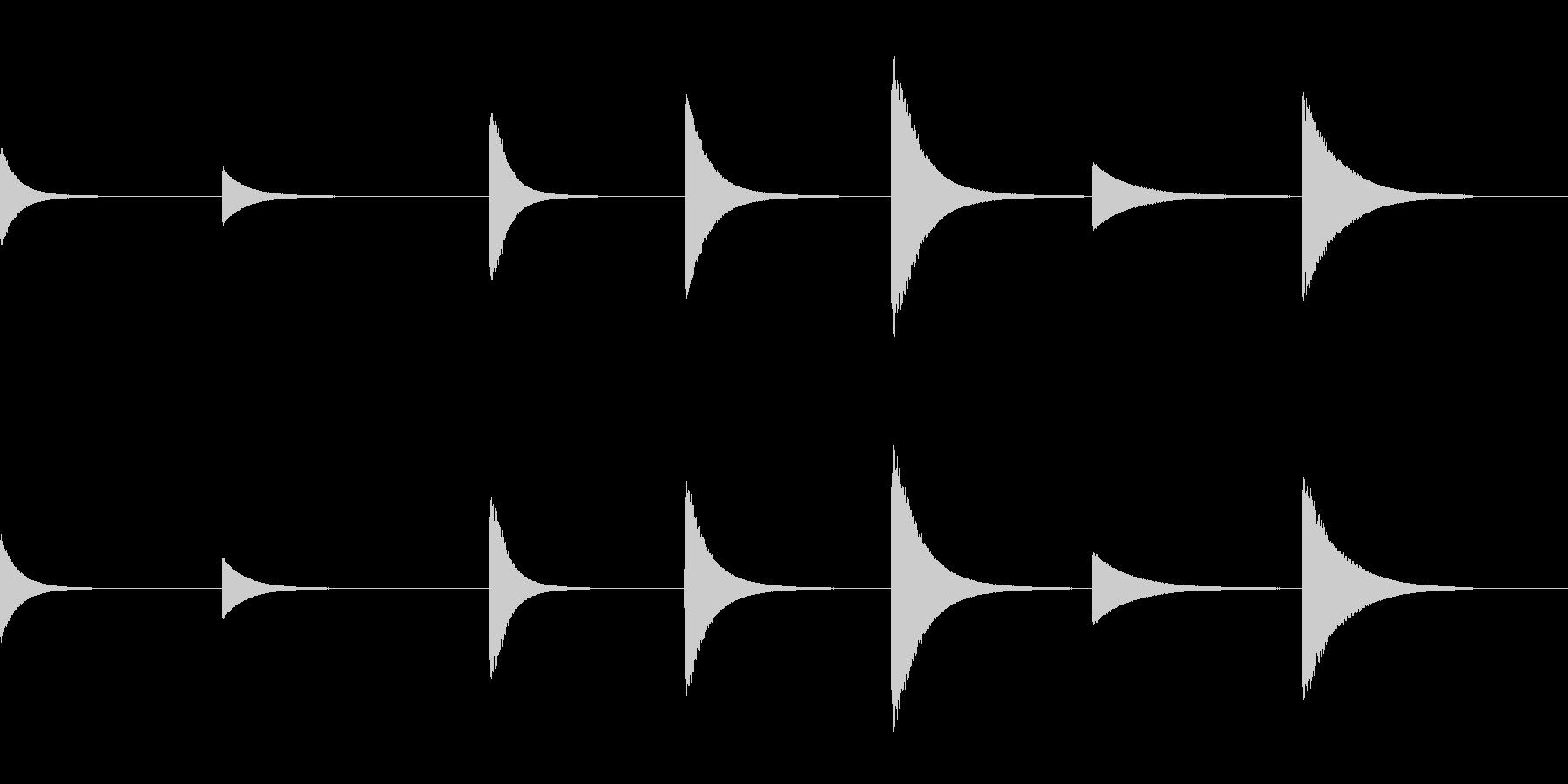 スペースチャイム、いくつかのヒット...の未再生の波形