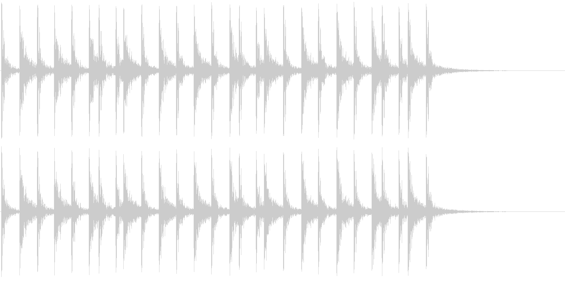 低音:グルーヴィーなリズム、漫画コ...の未再生の波形