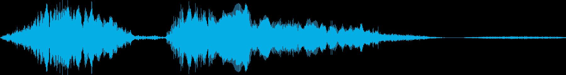 hey yeahの再生済みの波形