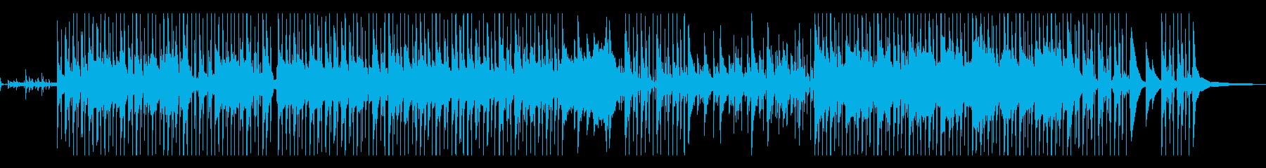 Lofi-Jazzhop chill チの再生済みの波形