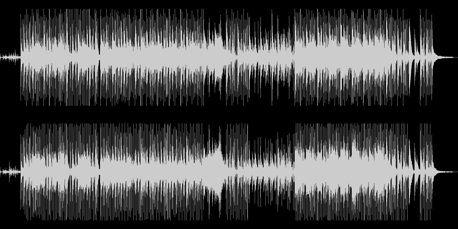 Lofi-Jazzhop chill チの未再生の波形