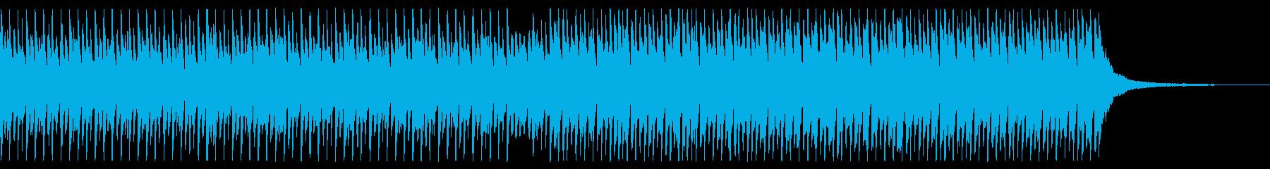 ショートver 青空 ポジティブ ピアノの再生済みの波形