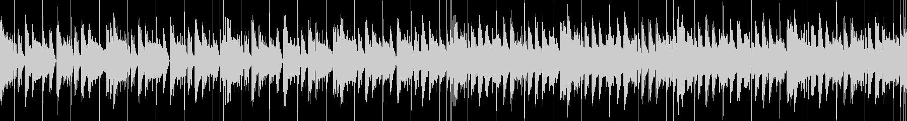 フューチャーベースEDM・かわいい楽しいの未再生の波形