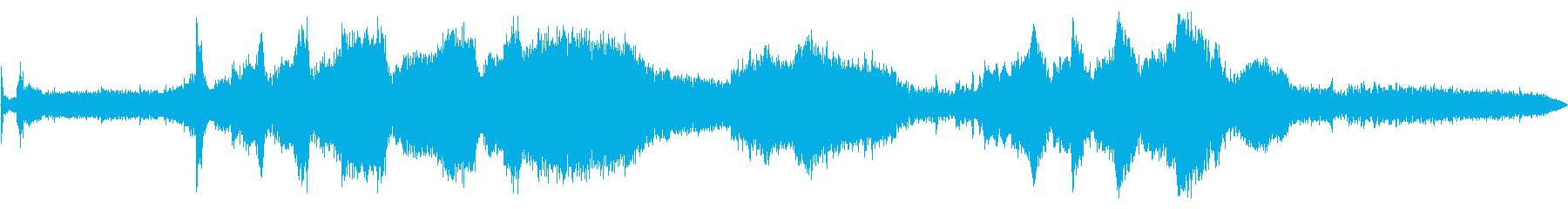 Macダンプトラック:Int:開始...の再生済みの波形