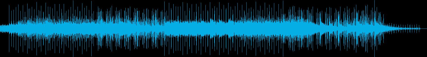 ウェスタン風アングラなテクノRemix?の再生済みの波形