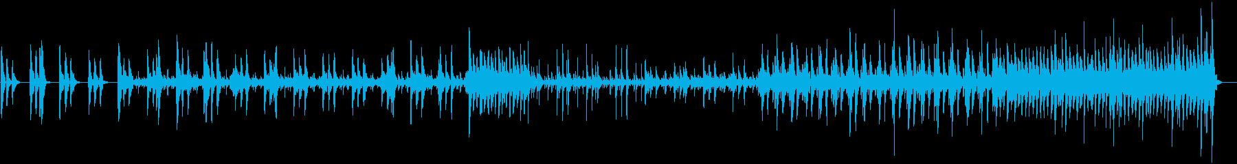 シネマティック 感情的 説明的 お...の再生済みの波形