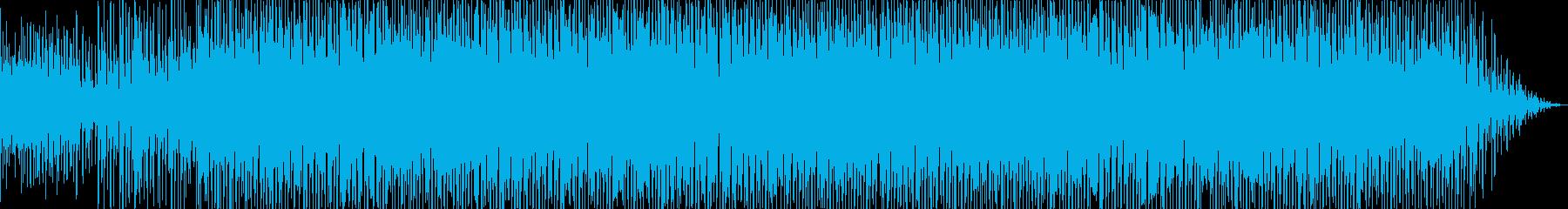 Joy Of Rhythm の再生済みの波形