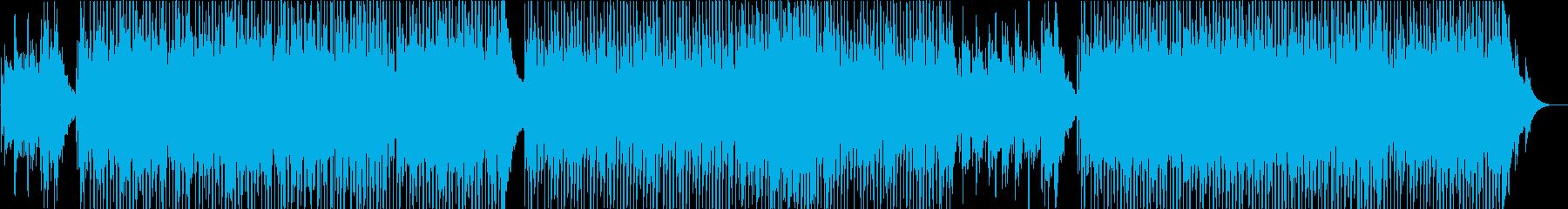 口笛が楽しいゆったりカントリーの再生済みの波形