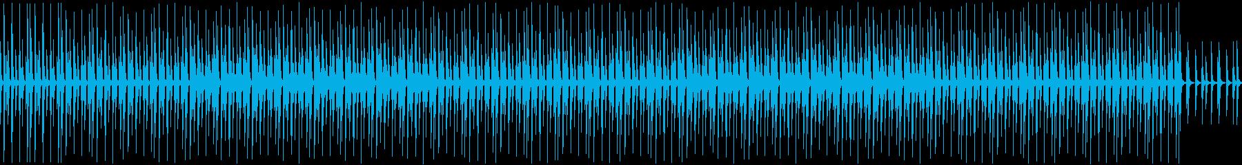 YouTube・ほのぼの優しい・かわいいの再生済みの波形