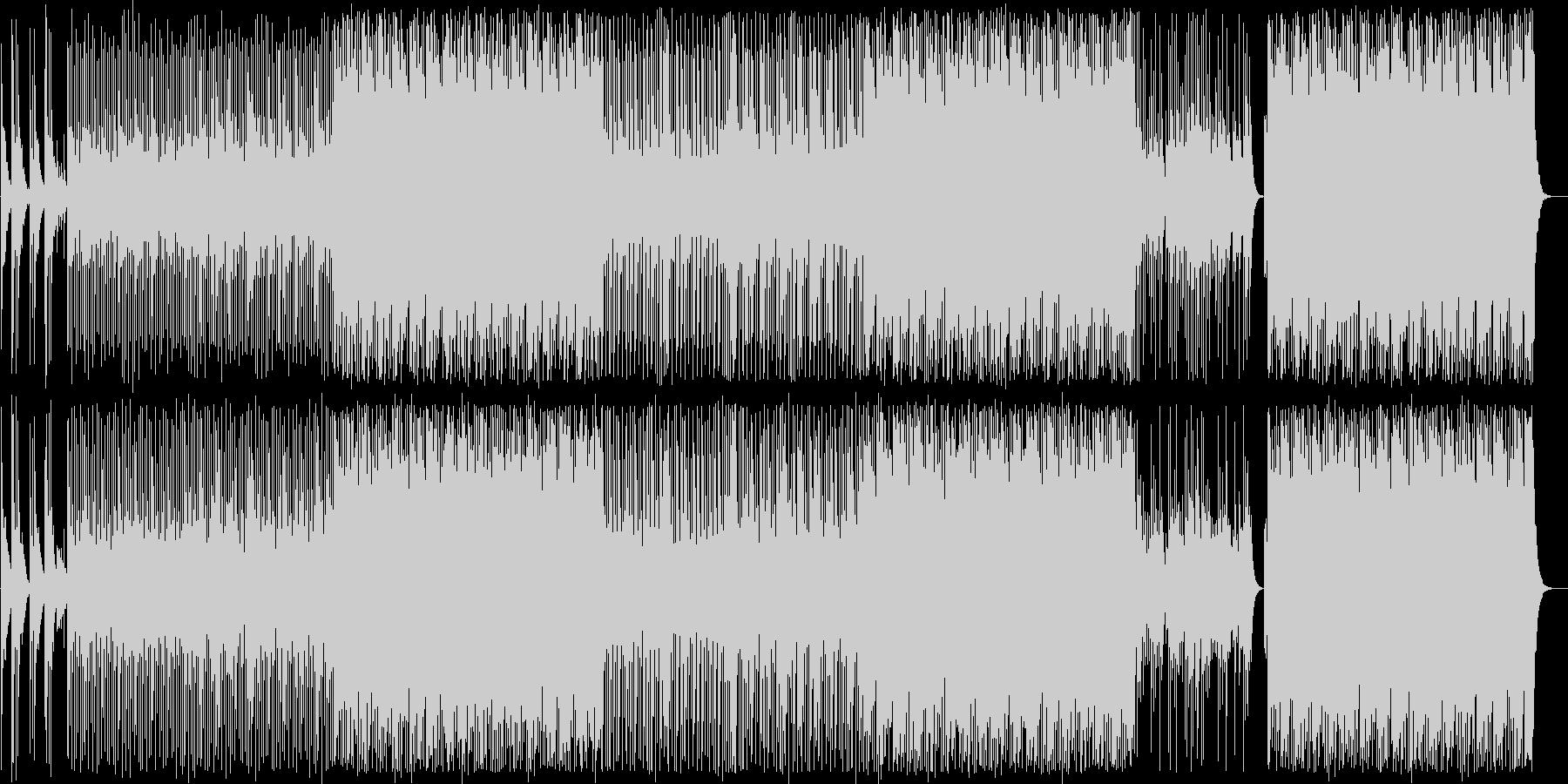 和風/和楽器/掛け声(は!/よ!)/A5の未再生の波形