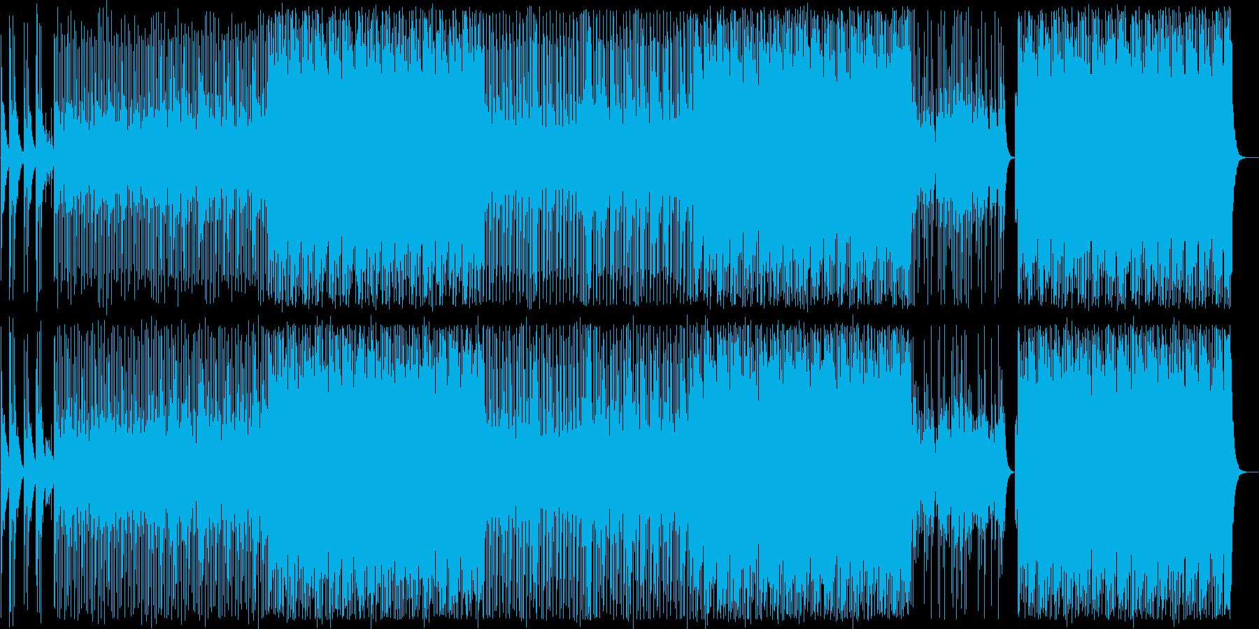 和風/和楽器/掛け声(は!/よ!)/A5の再生済みの波形