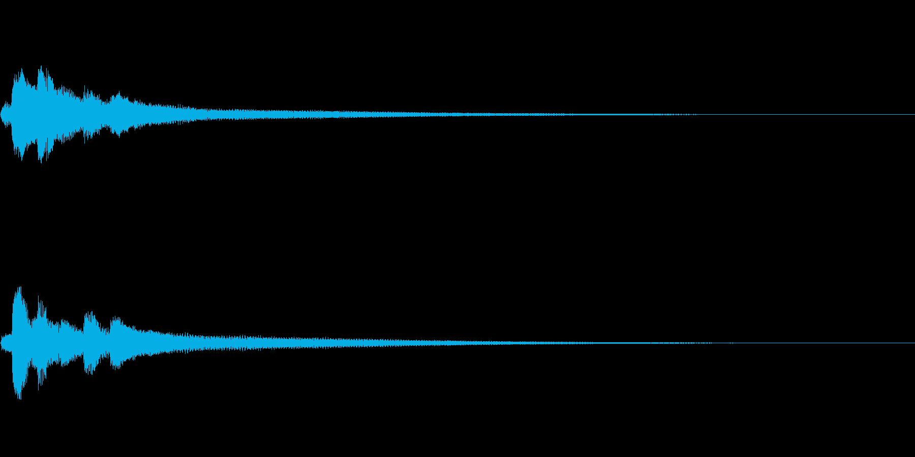 風のイメージジングル/ピアノソロの再生済みの波形