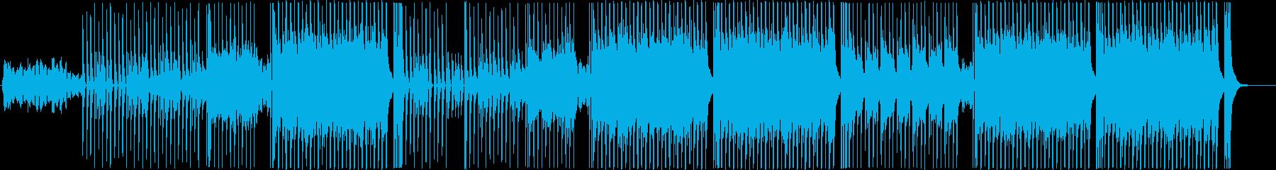 バターたっぷりK-Popビート♪の再生済みの波形