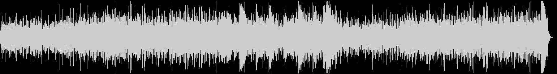 エスニックサウンドトラックは、マリ...の未再生の波形