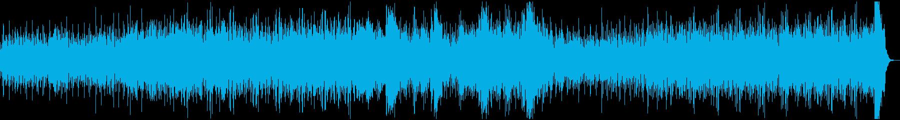 エスニックサウンドトラックは、マリ...の再生済みの波形