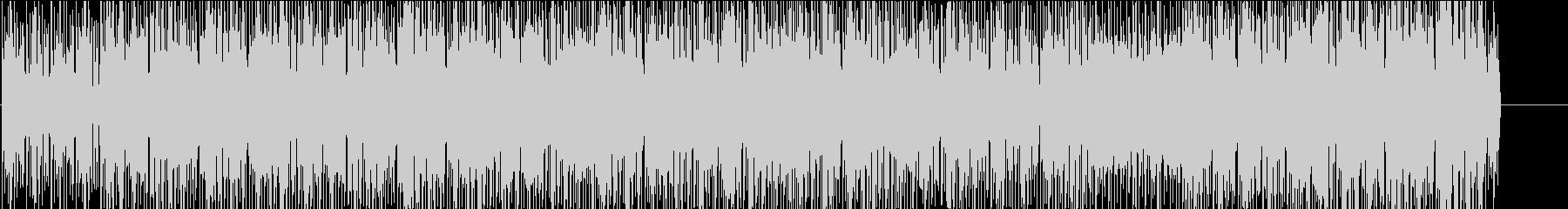 あやしい 緊張 不安 スリル サスペンスの未再生の波形