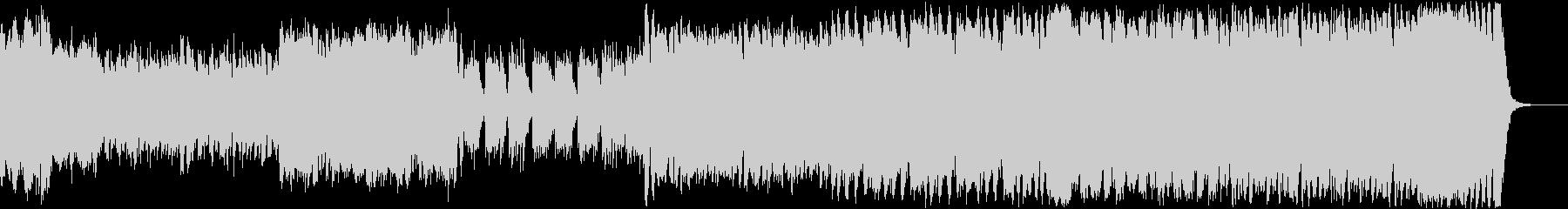 ジングルベル オーケストラ 編曲の未再生の波形