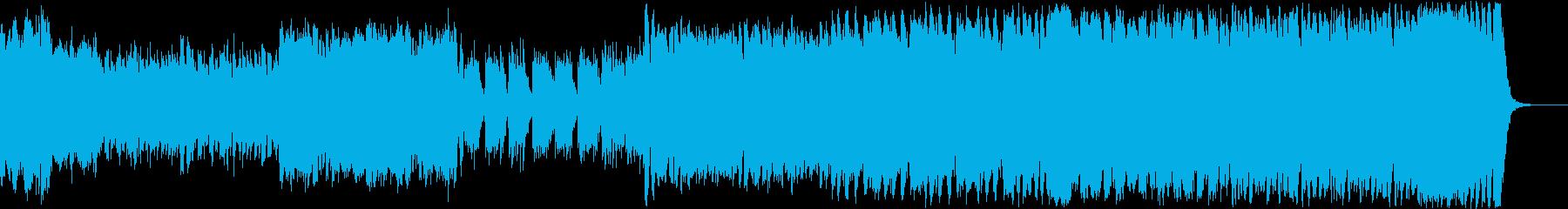 ジングルベル オーケストラ 編曲の再生済みの波形
