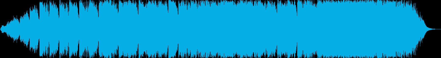 エレクトロニック サスペンス 勝利...の再生済みの波形