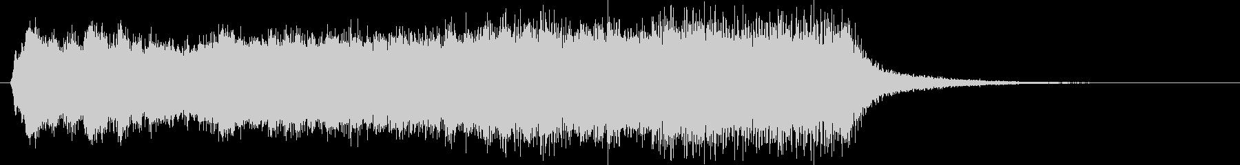 機械 レーシングカーシンセ04の未再生の波形