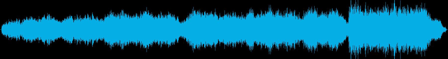 オーボエとバイオリンを使った協奏曲をシ…の再生済みの波形
