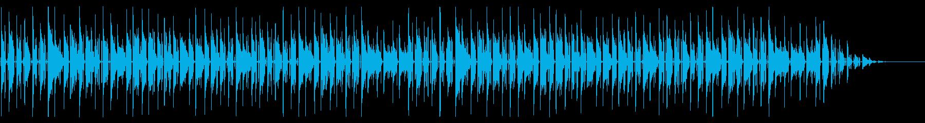 童謡「七つの子」脱力系アレンジの再生済みの波形