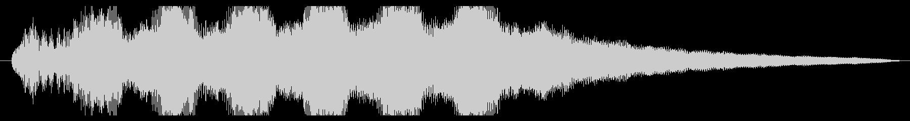 パッド SFミステリアスプラネット04の未再生の波形
