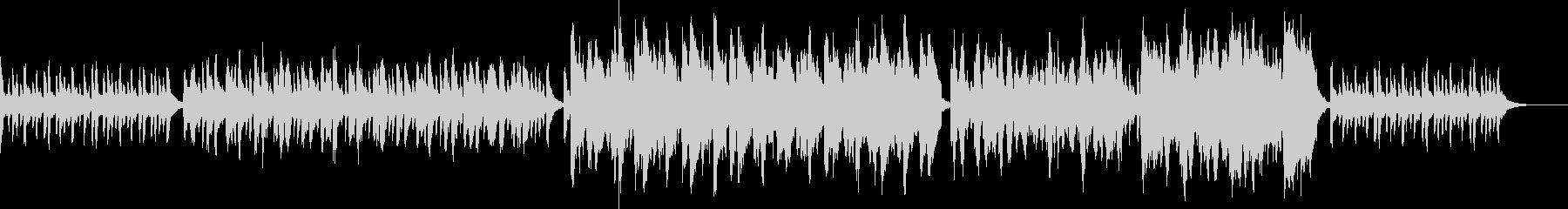 グリーンスリーブス おもしろジャズarrの未再生の波形