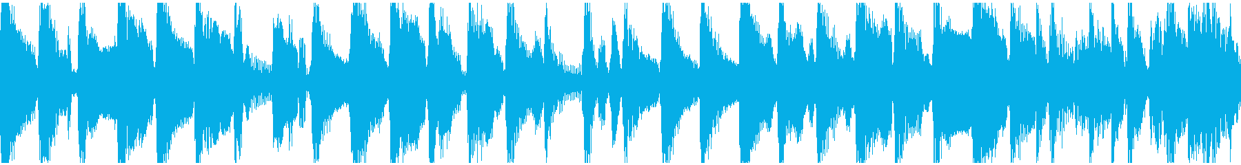 ジプシージャズ/ホットクラブオブフ...の再生済みの波形