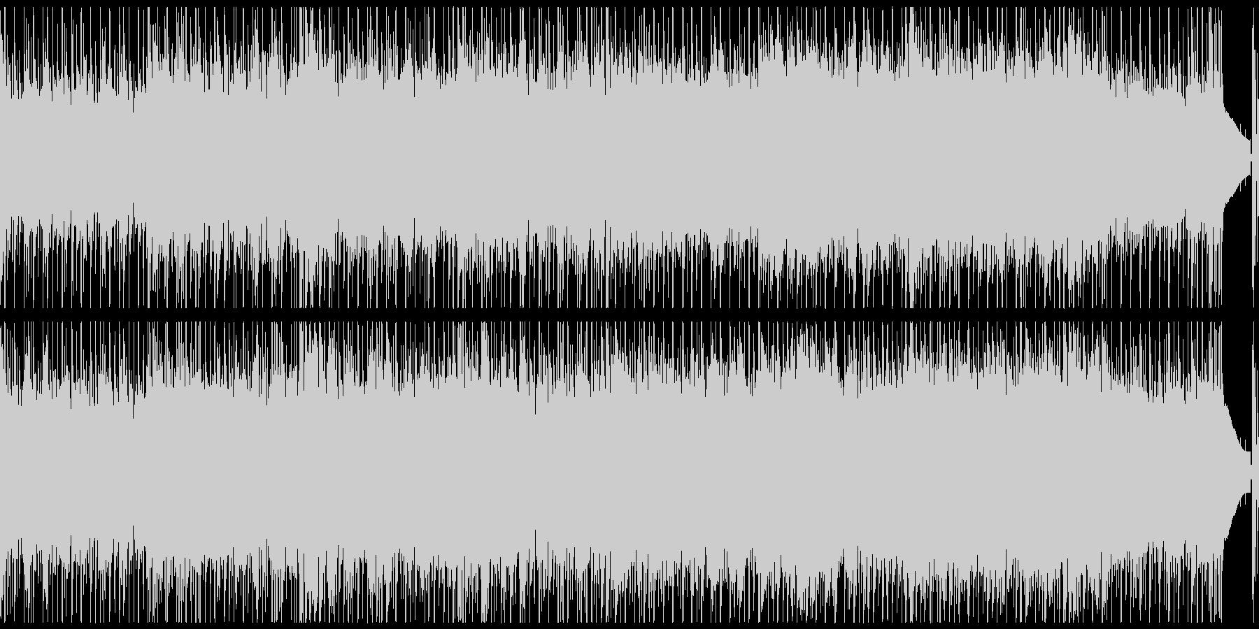 アコギ・流れるような穏やかな日常系BGMの未再生の波形