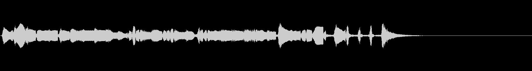 【生演奏】アコーディオンジングル27の未再生の波形