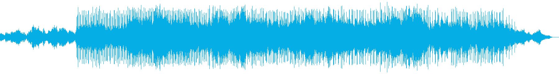 アンビエント センチメンタル 技術...の再生済みの波形
