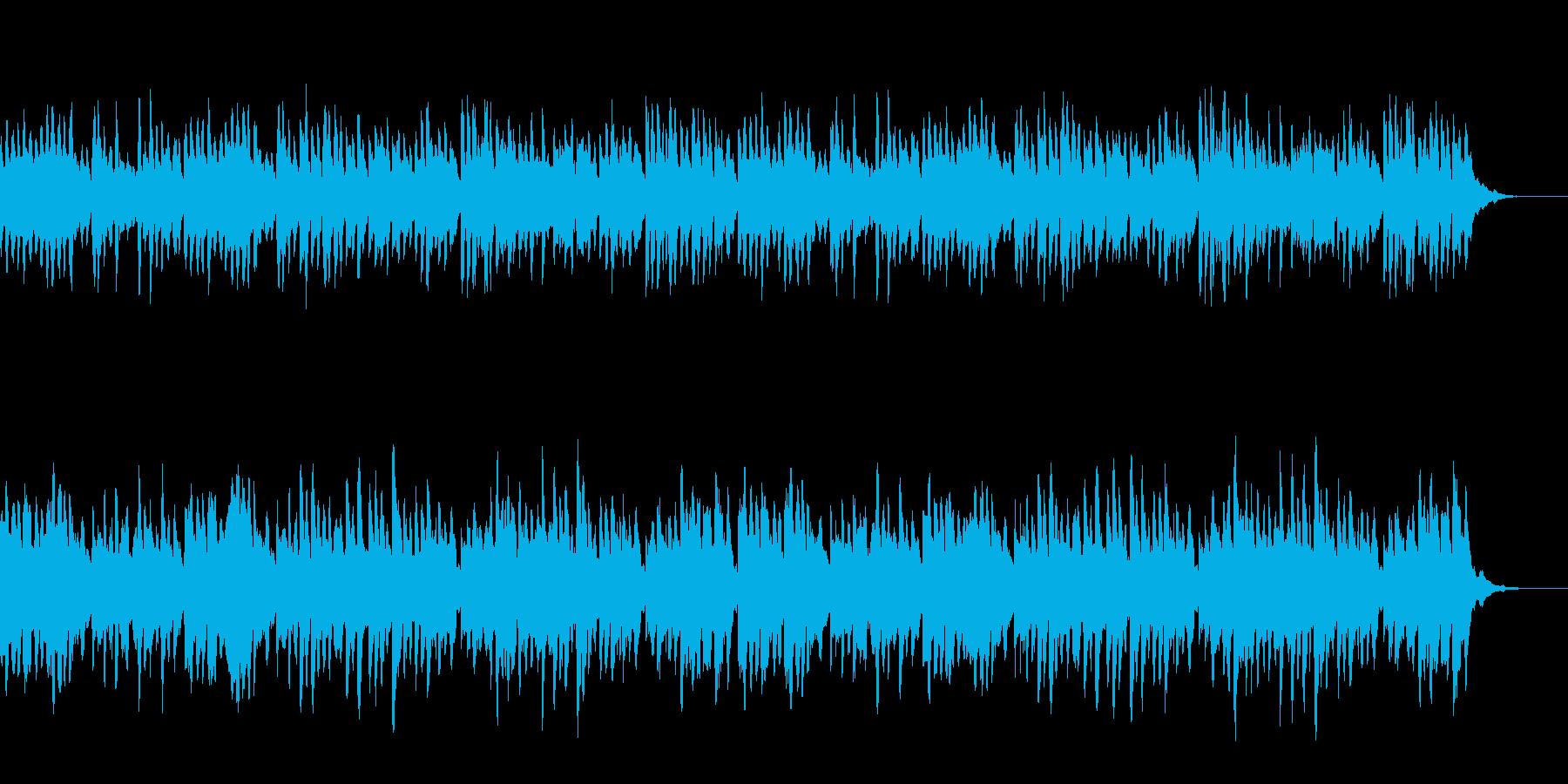 ジングルベル マリンバの再生済みの波形
