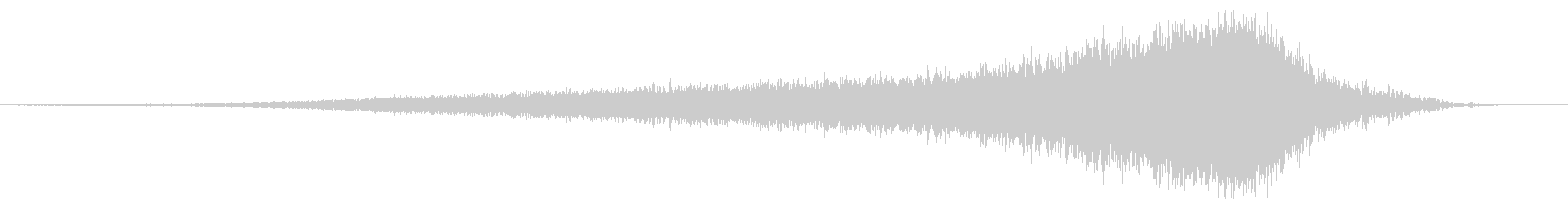 【ライザー】29 SFサウンド エピックの未再生の波形