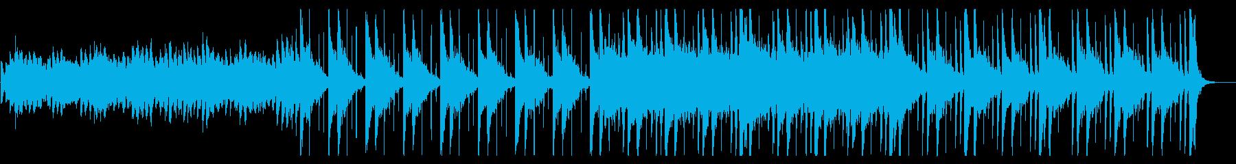 和を感じる切ないBGM_No604_3の再生済みの波形
