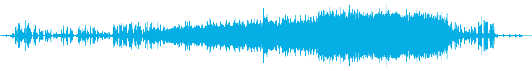スペースシップ:劇的なカウントダウ...の再生済みの波形