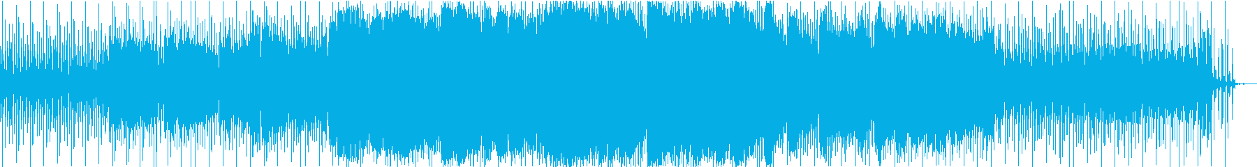 BGM of fluffy image's reproduced waveform