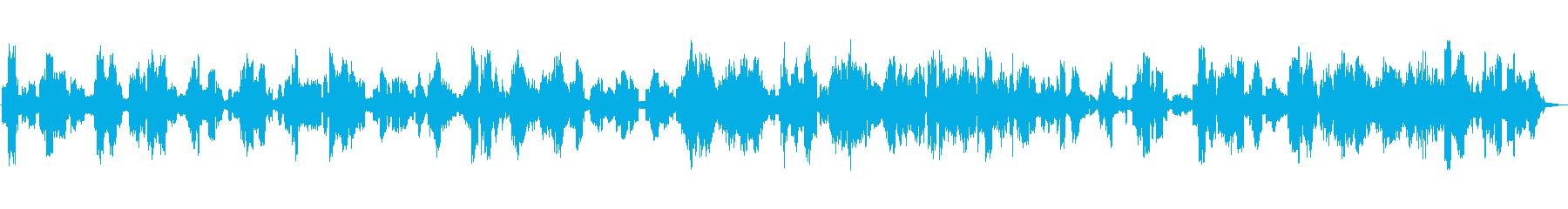 KANT近未来ロボット言語効果音3の再生済みの波形