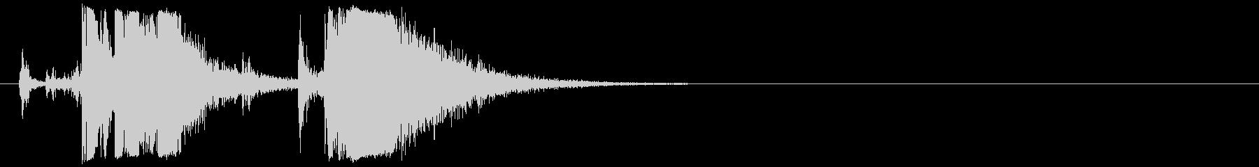 ベレッタモデル12、サブマシンガン...の未再生の波形