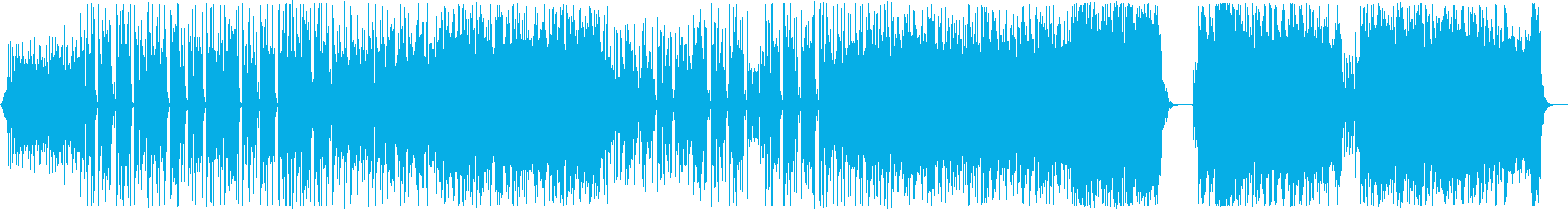 冷静になる。ソフトジャズコード。ピ...の再生済みの波形