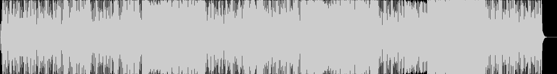 evokeの未再生の波形