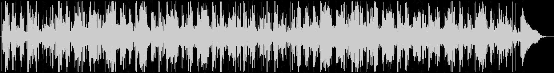 和風 京のおばんざい懐石 琴と尺八の未再生の波形